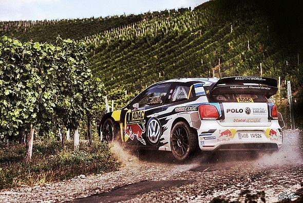 VW feiert Dreifach-Sieg bei Rallye Deutschland - WRC - Motorsport-Magazin.com