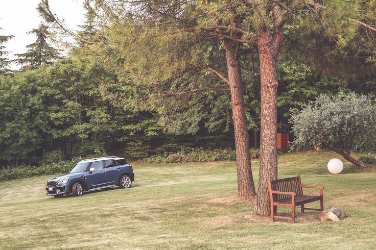 Nuova MINI Countryman Imola travel car
