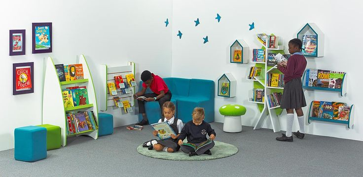 Reading corner / story corner furniture - mix and match from a range of beautifully designed pieces