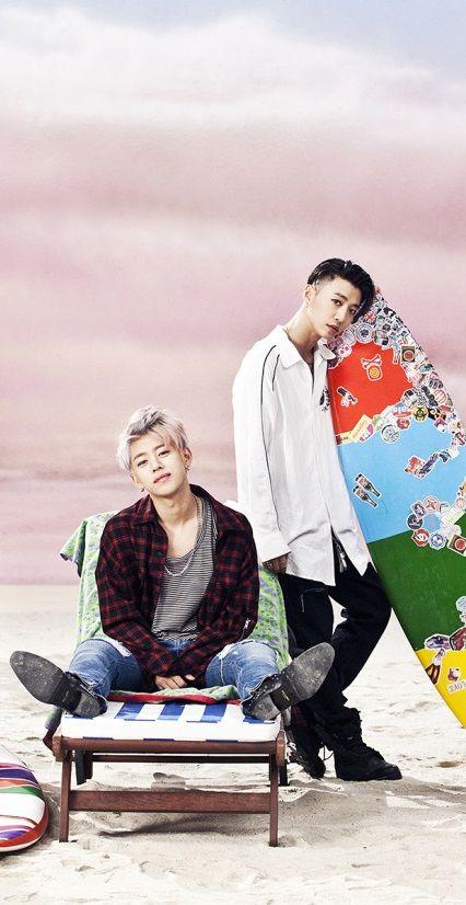 Daehyun and Yongguk - That's My Jam.
