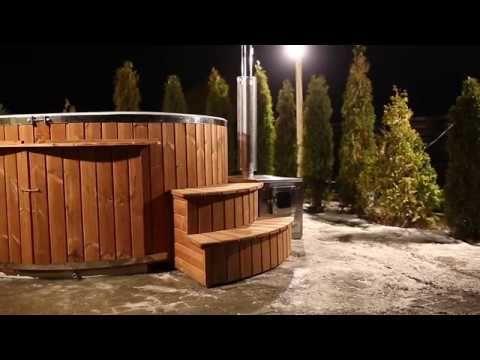 Glasfaser Badezuber , Badetonne Holz, Badebottich Kunststoff ...
