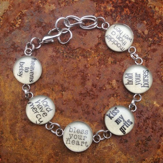 South Mouth Southern Sayings Vintage Words by artisticicing