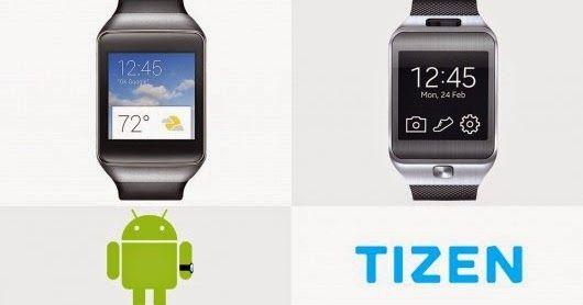 Εκτός πλάνων της Samsung το android wear ή μήπως όχι;