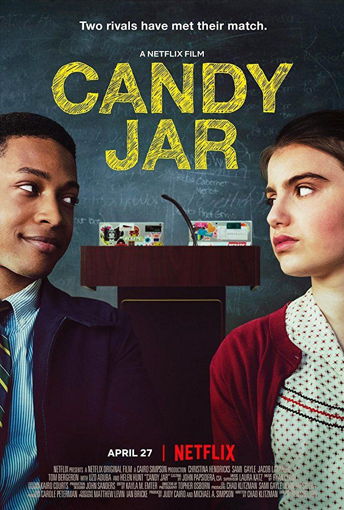 Candy Jar 2018 I Love Movies Ok And Some Tv Shows Movies