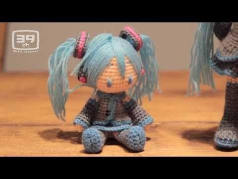 Tutorial cabezas o bolas de Amigurumi Universe. Crochet Ball. - YouTube