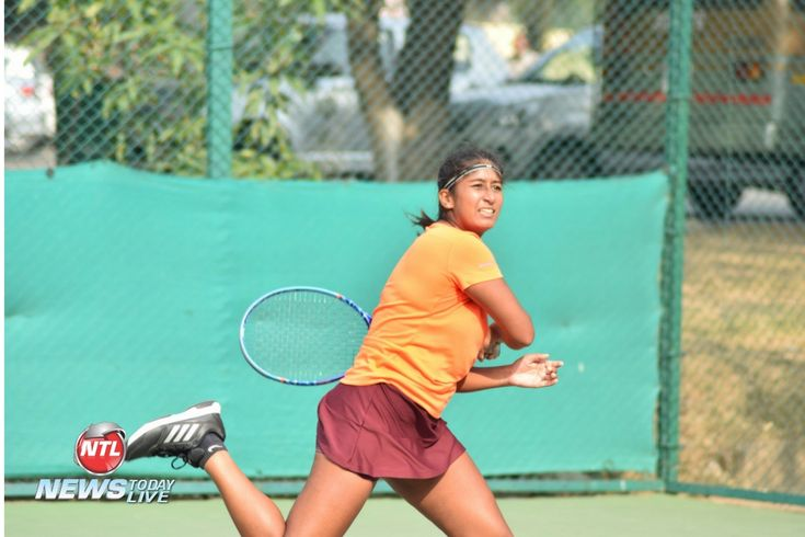 ITF Junior International Tennis Tournament happening at CLTA #Chandigarh Be a part of it witness all the Results with News Today Live. Login at Youtube or login at our website http://www.newstodaylive.com