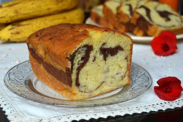 Miremirc - Chec cu banane, iaurt si cacao