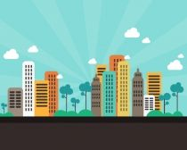 City   Free Vector Graphic Download