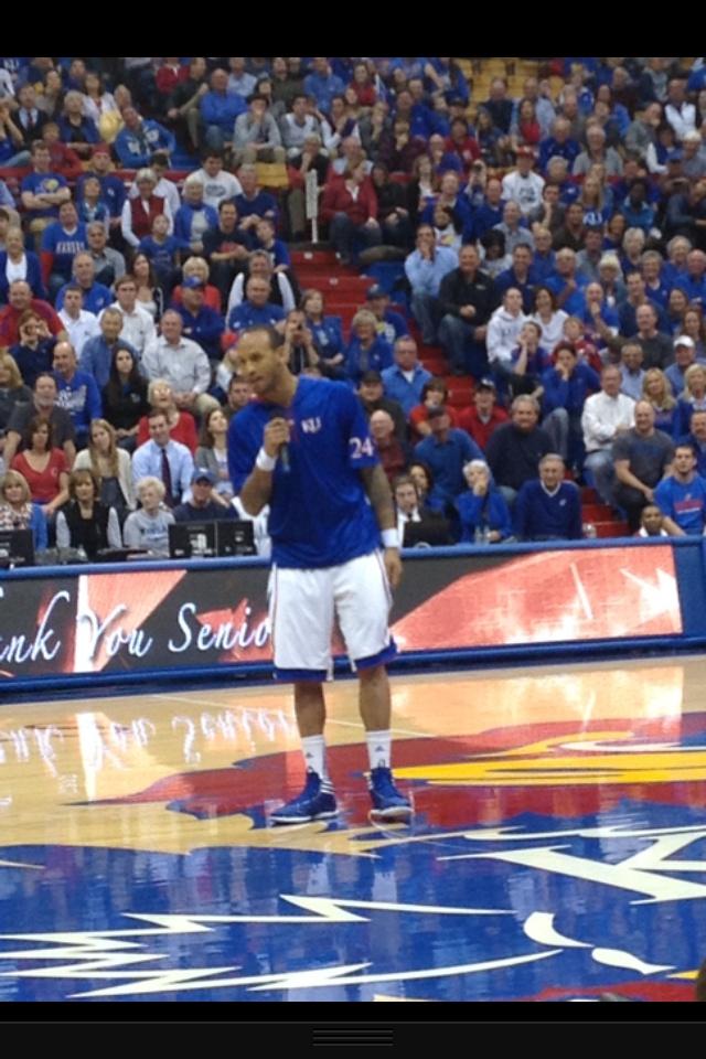 Travis!!!!! Win or lose, Rock chalk jayhawk, Ku basketball