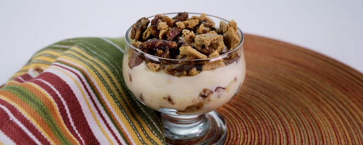 Enjoy your Southern dessert in pudding form for dinner tonight!