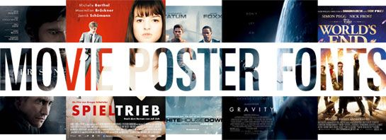Current Movie Fonts – Linotype Font Feature