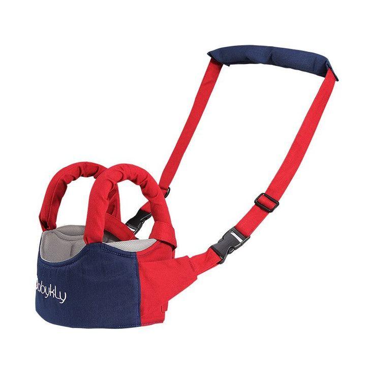 New Kid Keeper Baby Safe Walking Learning Assist Belt /Harness Toddler Adjustable Safety Strap Wing Carrier