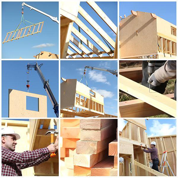 dom w technologii drewnianej - http://www.mgprojekt.com.pl/blog/drewniany-dom-caloroczny/