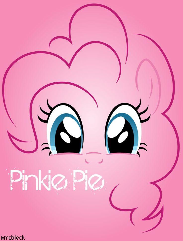 Lines-Pinkie Pie by MrCbleck on DeviantArt