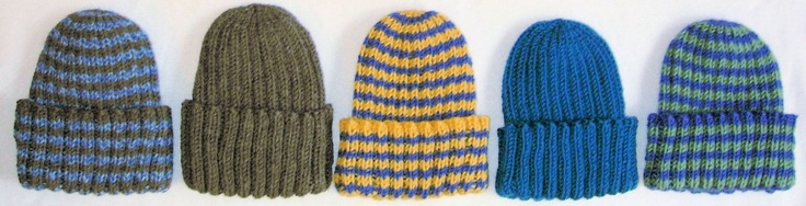 hats - homeless project