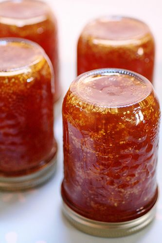 Ground Cherry Chamomile Jam