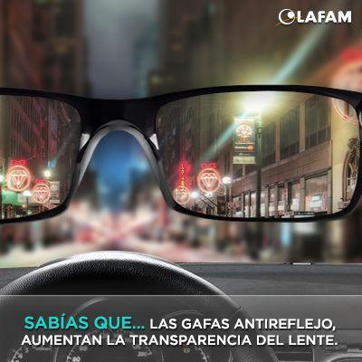 #SabíasQue #Gafas #Antireflejo