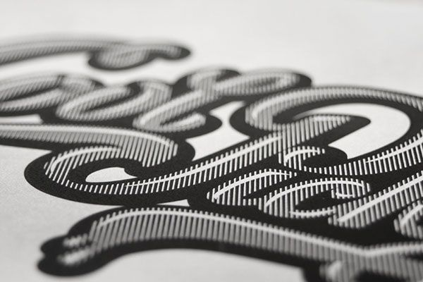 Typo&Lettering 2014 on Behance