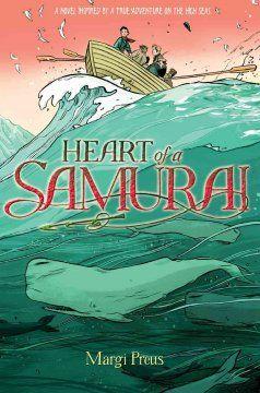 Heart of a Samurai by Margi Preus (AR Level 8.0)