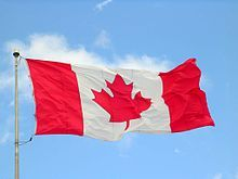 Flag of Canada - Wikipedia, the free encyclopedia