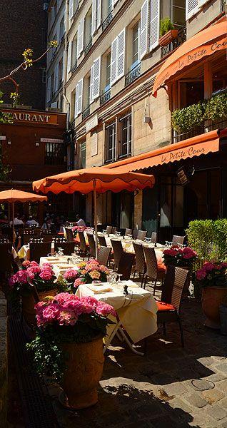 Your Restaurant in Paris : Gastronomic break in Saint-Germain-des-Près - La Petite Cour