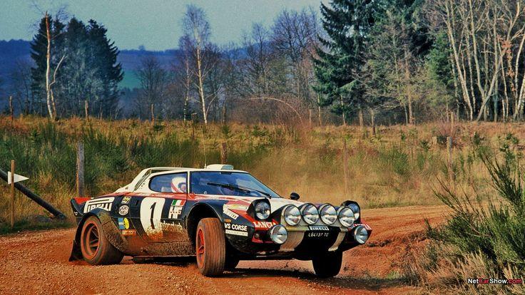 Lancia Stratos in action [1920x1080]