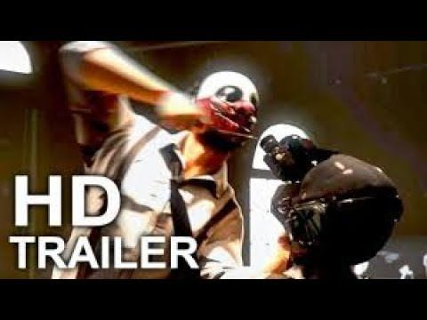PS4   Payday 2 Reservoir Dogs Heist Trailer 2017 new video games
