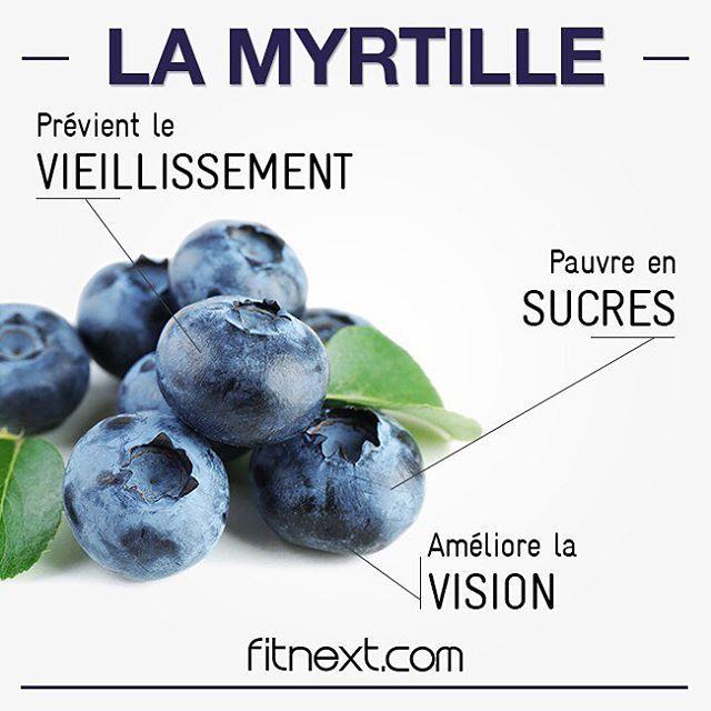 Savourez le goût des Myrtilles et bénéficiez de leurs bienfaits Elles vous apportent une bonne dose d'antioxydants et régulent le transit, grâce à leur richesse en fibres !