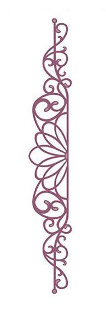 Sue Wilson Designs - Die - Configurations Graceful Lace Trim,$11.49