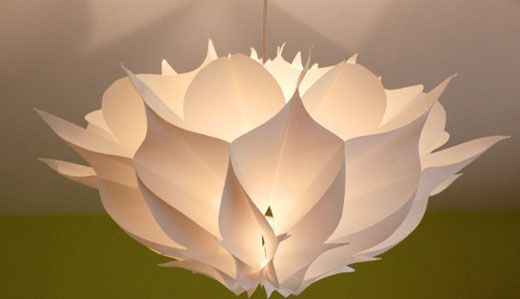 Modern Paper Lamps design                                                                                                                                                                                 More
