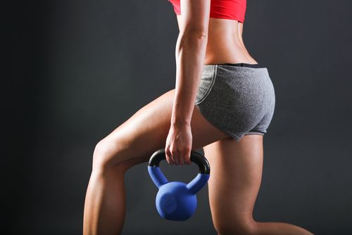 Lift and Tighten Your Backside - tighten that ever so stubborn gluteus maximus with these #exercises