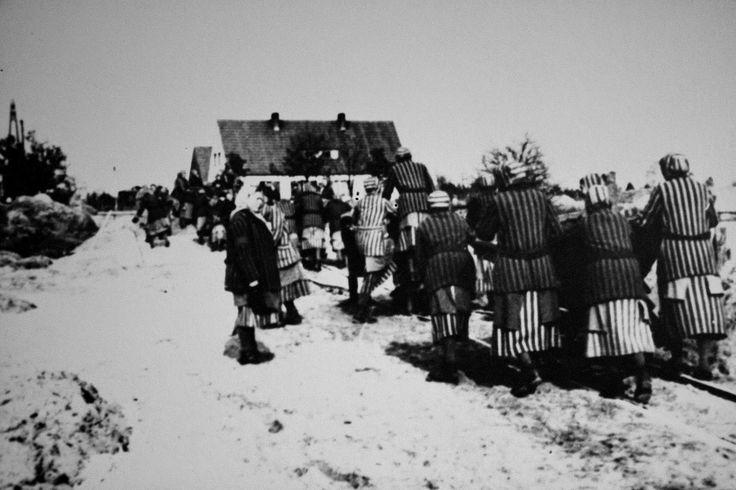 Vintage Photos Reveal Life Inside Ravensbrück, A Women's Concentration Camp