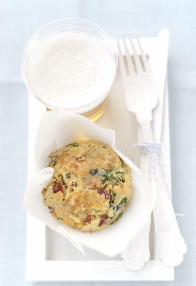 Muffin salati per il pic-nic di Pasquetta