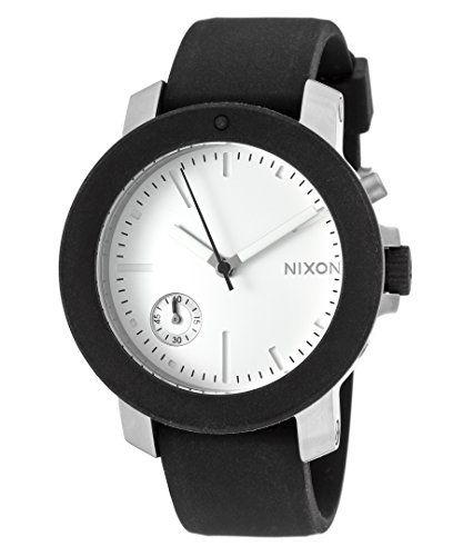 Nixon The Raider Watch  Womens Black One Size -- You can find out more details at the link of the image.