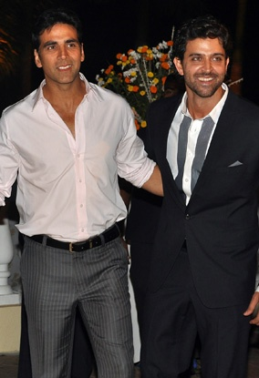 "Yup! you saw it on my ""I want"" board---bc I want these men!    Akshay Kumar -Hrithik Roshan"