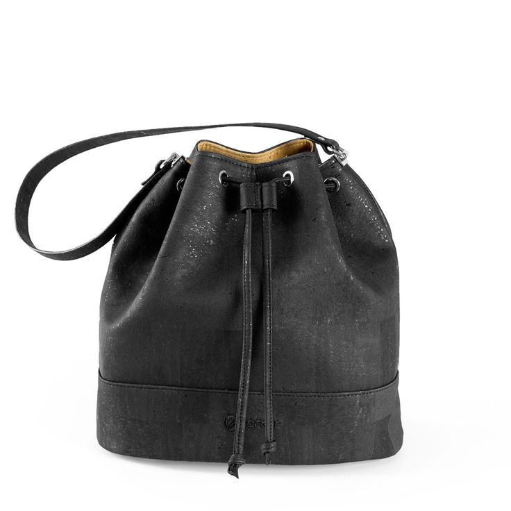 Cork Bucket Bag