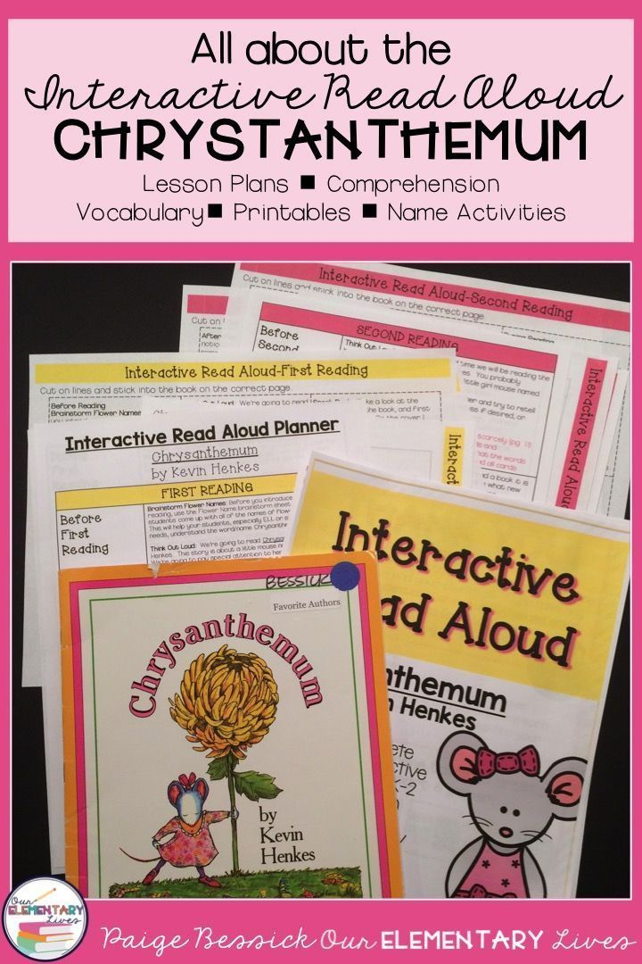 24 best interactive read aloud images on pinterest for Interactive read aloud lesson plan template