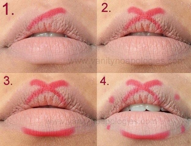How to Apply Red Lipstick Tips | Beauty Tutorials by Makeup Tutorials at http://makeuptutorials.com/how-to-apply-red-lipstick-perfectly-i-makeup-tutorial