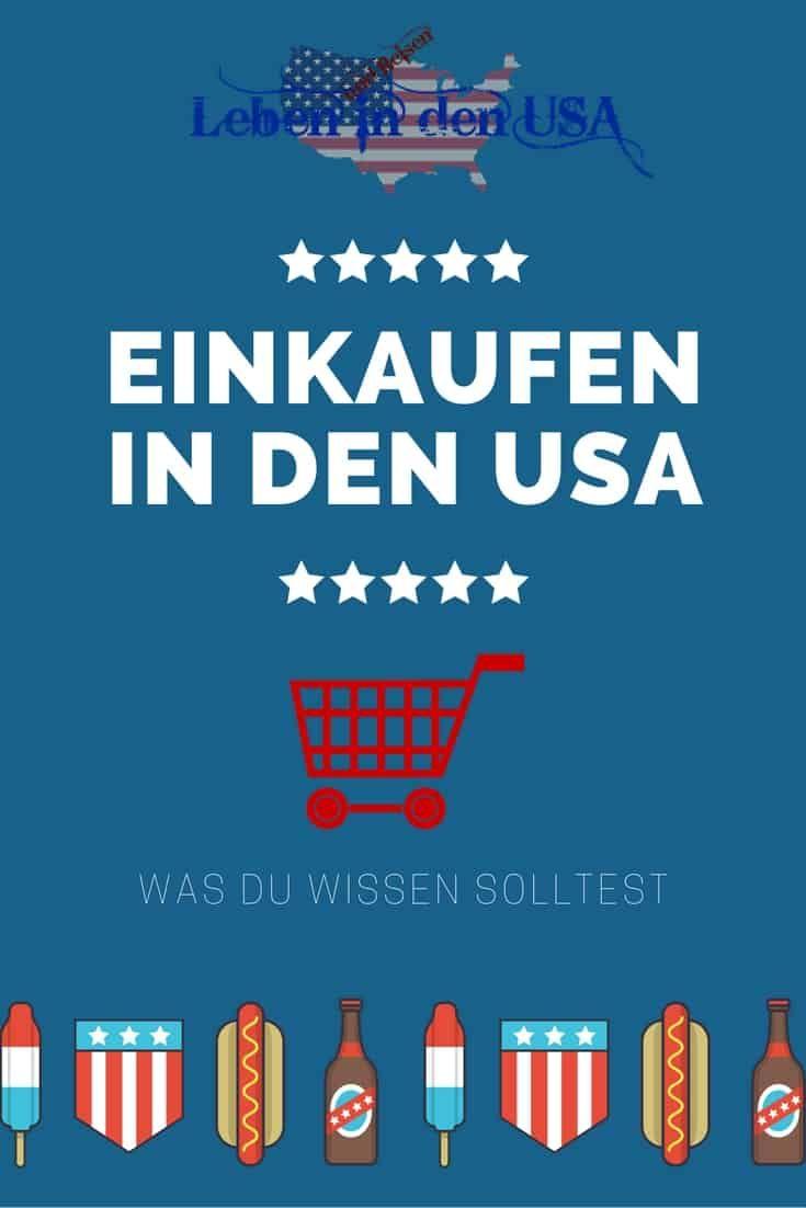 Einkaufen in den USA – Meine Tipps