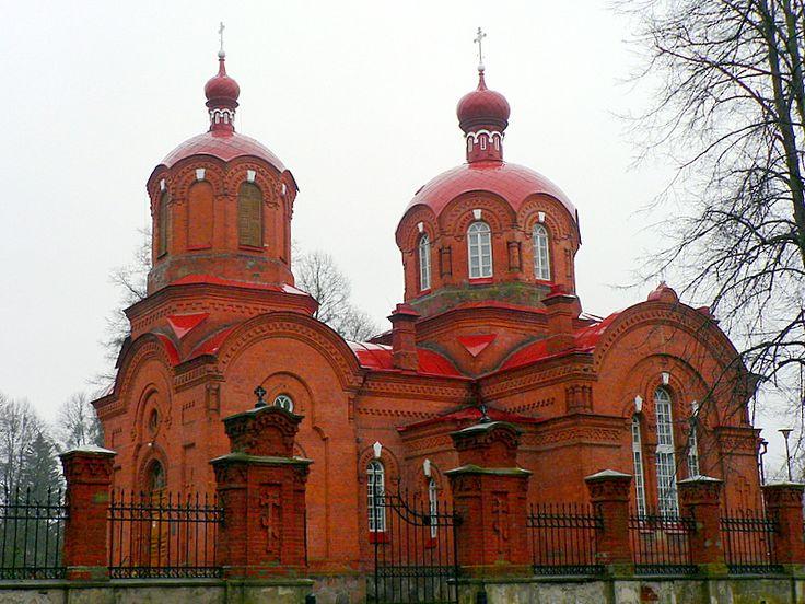 polish orthodox churches | Poland_Białowieża_Orthodox_church