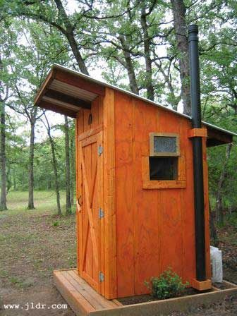 Pin by Beth Juhl on out houses  Outhouse bathroom Building an outhouse Outdoor toilet