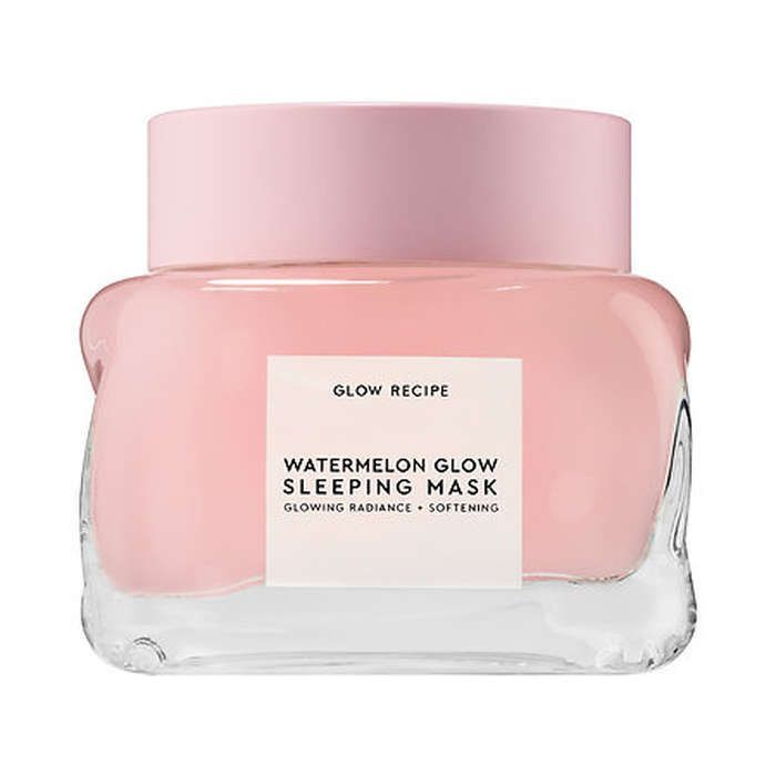 Rank & Style - Glow Recipe Watermelon Glow Sleeping Mask #rankandstyle