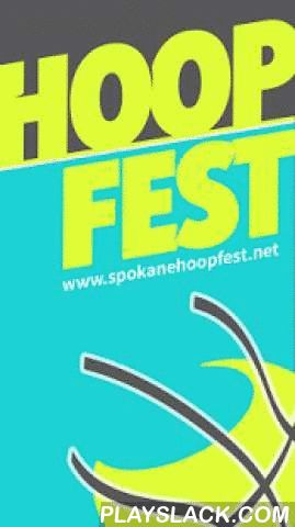 Hoopfest 2015  Android App - playslack.com , Hoopfest 2015 is the largest 3-on-3 basketball tournament in the world needs, and needs an app that is equally impressive. This is it! The Hoopfest App gives you the mad skills needed to navigate the best basketball weekend on earth with style and grace.· Search and follow your favorite teams as they battle their way through the brackets.· Scout the competition with searchable team details.· Keep ahead of the game with event and activity…