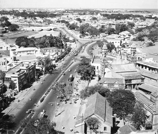 Artnlight Madras Terrace House Chennai: Chennai When It Was Madras