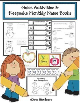 What's in a Name? A Back-to-School Literacy Unit
