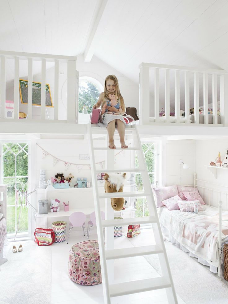LOVE the fun loft - all things for little girls.