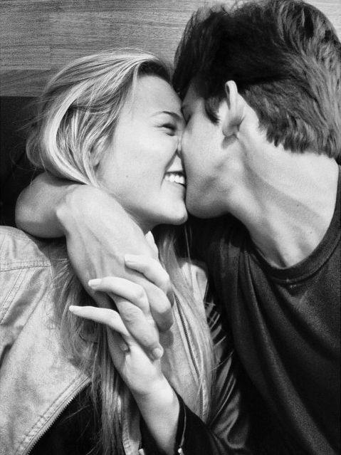 I want someone who I can laugh with...at the silliest things...at the silliest times