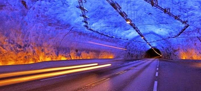 Η.W.N.: Δέος: Μέσα στο μακρύτερο τούνελ του κόσμου που έχε...