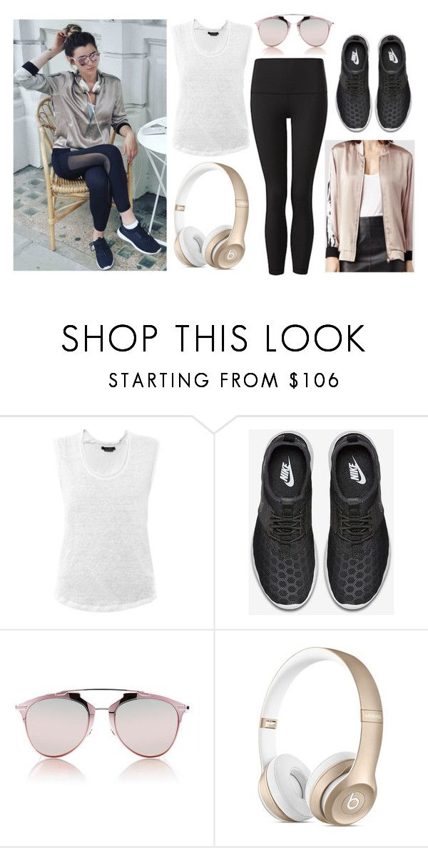 """""""Eleanor Calder - 21/06/2016"""" by elenaday on Polyvore featuring Isabel Marant, Christian Dior and AllSaints"""