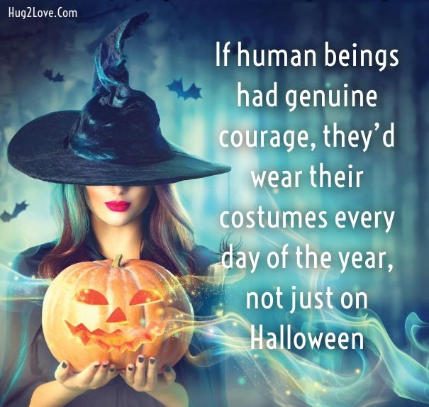 [Top Funny Halloween Quotes, Sayings And Wishes 2017   Quotes Square